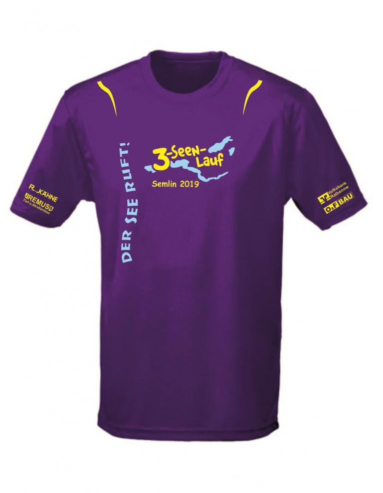 Kinder Lauf T-Shirt